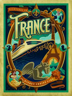 Disney Cruise Line - Jeff Granito