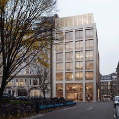 Forbes Massie / 3D Visualisation Studio / London - Work - Hawkins Brown / GoldenSquare