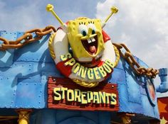 SpongeBob SquarePants invades Universal Studios - BestofOrlando.com