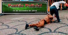 Plantão Policial: Briga de bêbados por ciúme, Escola é arrombada e Filho agride pai de 80 anos