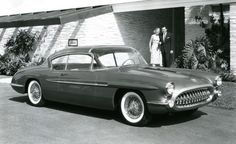 Car and Driver— A Brief History of the Chevrolet Impala '56 Impala Motorama show car