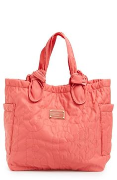 MARC BY MARC JACOBS 'Medium Pretty Nylon Tate' Tote available at #Nordstrom