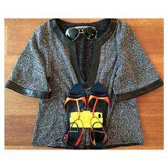 Today's gear #erinkleinberg #lilytop #comingsoon #thateklife