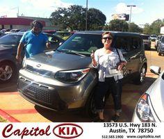 https://flic.kr/p/PfzuPD   #HappyBirthday to Paula from Ashley Adams at Capitol Kia!   deliverymaxx.com/DealerReviews.aspx?DealerCode=RXQC