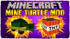 Mine Turtle Mod 1.11.2/1.11/1.10.2 - minecraft mods 1.11 : Don't step on turtles they will explode. Don't kill Turtles they will explode (c ...   | http://niceminecraft.net/tag/minecraft-1-11-2-mods/