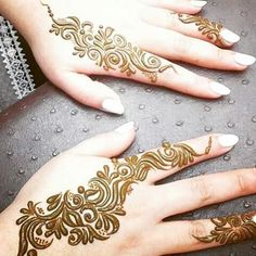 Henna arabic➕More Pins Like This At FOSTERGINGER @ Pinterest ➕