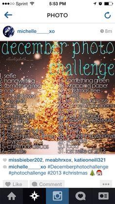 December photo challenge on IG Photography Challenge, Photography Ideas, Family Christmas, Christmas Lights, Home Lock Screen, December Photo Challenge, Photo Challenges, Monthly Challenge, Winter Photos