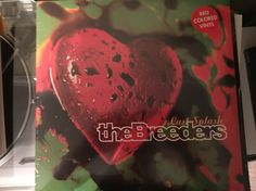 The Breeders-Last Splash (colored vinyl)