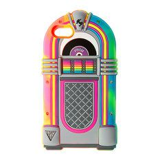 Katy Perry Light Up Neon Jukebox Cover for iPhone 5,  5s and 5c