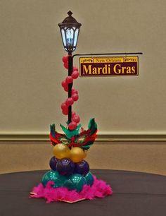 Pool and Mardi Gras Mardi Gras Party Theme, Balloon Decorations, Luau, Masquerade, Sweet 16, Balloons, Centerpieces, Birthday, Profile