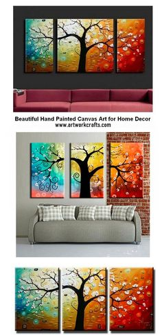 Extra large hand painted art paintings for home decoration. Hand Painted Canvas Art, Modern Wall Art Paintings, Abstract Paintings for Living Room Buy Paintings Online, Canvas Paintings For Sale, Artwork Online, Online Painting, Abstract Paintings, Art Paintings, Canvas Art, Love Birds Painting, Hand Painting Art