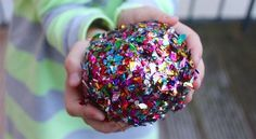 This special treat is a delight for kids on New Year's Eve!