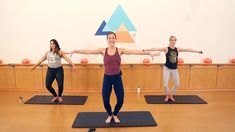 Barre3 30 Minute Workout #2 - YouTube