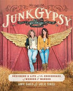 Junk Gypsy Book: Designing a Life at the Crossroads of Wonder & Wander #wearablesclothing