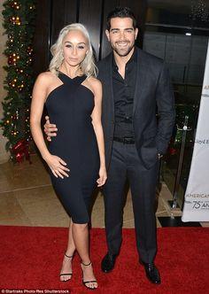 Cara Santana attends fancy ballet event with  boyfriend Jesse Metcalfe #dailymail