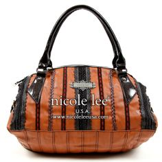 2b9a486b7d1b Nicole Lee Official Site  Designer Handbags
