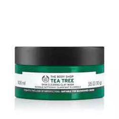 TEA TREE FACE MASK - Masker - Hudpleie