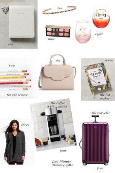 Erika Bennett Blog: Gift Guide   Last Minute Gifts