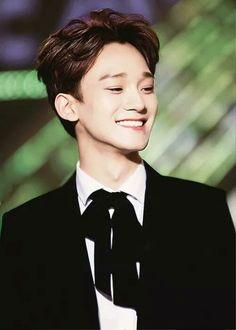 chen smile appreciation #exo #chen #kimjongdae