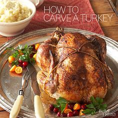 You can carve a holiday-worthy turkey with these five easy steps.
