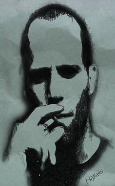 Jason Statham by mrxtasy.deviantart.com on @deviantART