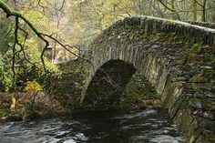 Miller Bridge across the River Rothay, Ambleside, Lake District National Park, Cumbria, UK Lake District, Cumbria, Places To Visit, England, River, World, Bridges, Arches, Postcards