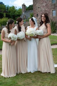 #scottish #wedding #bride #maidofhonor #bridesmaids