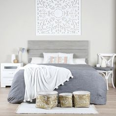 Home & Decor Gray Bedroom, Bedroom Decor, Decorate Your Room, Bedroom Styles, New Room, Home And Living, Interior Design, Decoration, Furniture