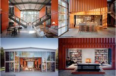 c-container home! love this idea! we have been considering this.....