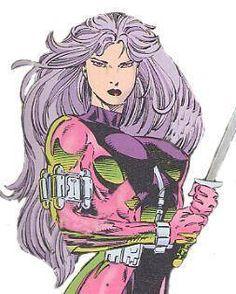 Revanche Marvel Art, Marvel Comics, Marvel Women, Marvel Females, Misty Knight, Heroes For Hire, Moon Knight, Psylocke, Paladin