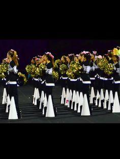 THS Cheerleaders - Friday Night Football