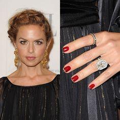 Rachel Zoe's engagement ring