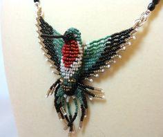 Hummingbird Seed Bead