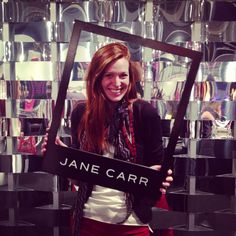 To promote the launch of @janecarr_official  pics of #lfwend shoppers in their favorite JANE CARR scarf! #london #fashion #scarfstyle #somersethouse #lfw #shopping