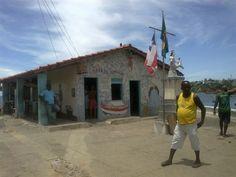 Salvador - Rio Vermelho - A casa de Yemanja.