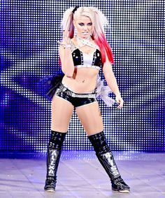 33 best alexa bliss images on pinterest lexi kaufman lucha libre