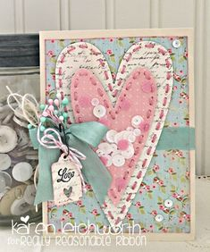 Really Reasonable Ribbon Blog: A Little Love