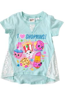 Shopkins Girls Season 1 Sweatshirt