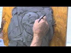 Scottsdale Artists' School's Eugene Daub's Fantastic Bas Relief Class