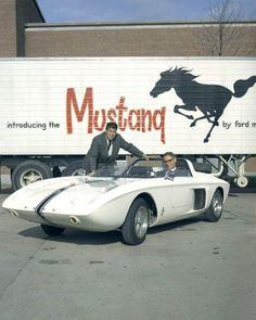 1962 Mustang Concept Car