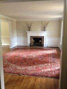 New Living Room Carpet Ideas Red Paint Colors Ideas Living Room Red, Living Room Paint, Living Room Colors, Living Room Decor, Red Persian Rug Living Room, Bedroom Carpet, Living Room Carpet, Rideaux Shabby Chic, Red Oriental Rug