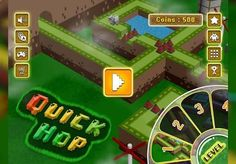 Anyone can enjoy this game because of easy control and variety of play area.