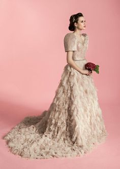 Fashion Friday: Madore by Veejay Floresca Spring 2014 Collection Modern Filipiniana Gown, Filipiniana Wedding Theme, Maria Clara Dress Philippines, Philippines Dress, Dream Wedding Dresses, Wedding Gowns, Wedding Blog, Filipino Fashion, Philippine Fashion