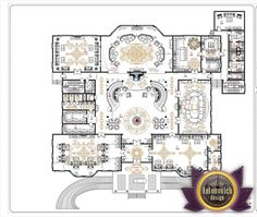 Luxury House Plan 3 by Antonovich Designs