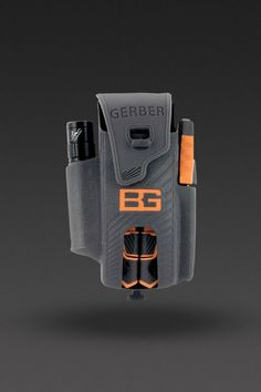 image of Bear Grylls Survival Tool Pack in One Color - CARRYING CASE