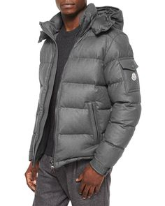 a3295aa7c1a7 Moncler Montgenevre Quilted Down Jacket Moncler