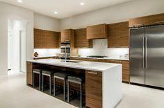 Azalea Lane, Residence - modern - kitchen - dallas - John Lively & Associates
