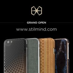 The whole new world of #Mobilecase, finally unveiled Check it out now www.stilmind.com #STIL #STILCase #iPhone6S #iPhone6Scase #fashioncase #designcase