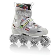 Rollerblading = my main hobby BACK THEN. I was 'tomboy' and wasn't scared of getting hurt. Long Skate, E Skate, Roller Skate Shoes, Roller Skating, Inline Skating, Pretty Shoes, Fun Workouts, Rubber Rain Boots, High Top Sneakers