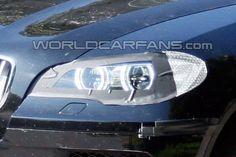 BMW X6 2012 года